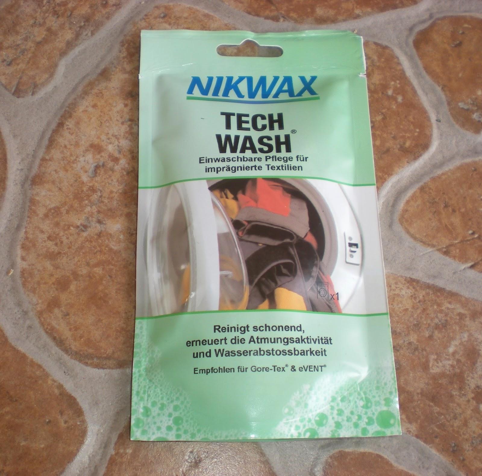 Środek czyszczący do przeciwdeszczowej odzieży i sprzętu - recenzja