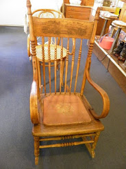 Sweet rocking Chair