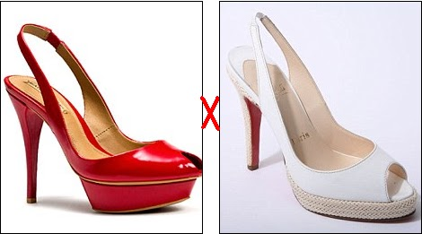 Imagem Zara Wins Red Sole Case Louboutin France Fashion Law Notes