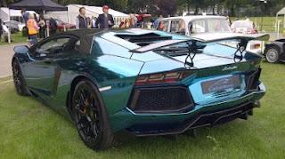 Lamborghini Aventador LP760-4