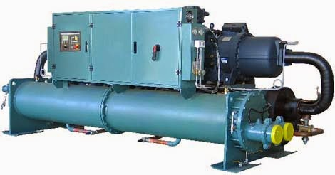 screw chillers - cristopia.co.in - dual screw chillers