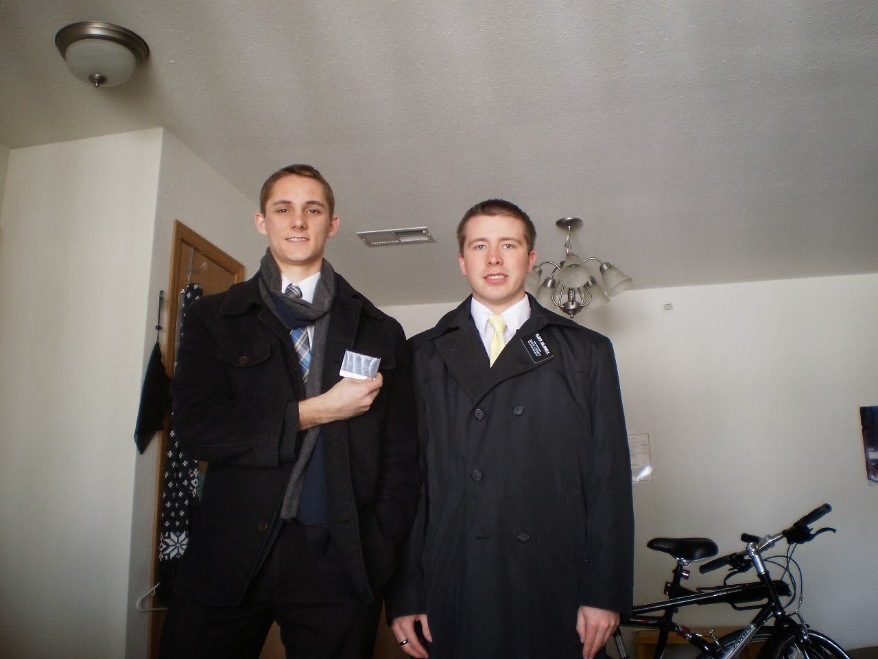 Elder Marriott & Me (2nd companion)