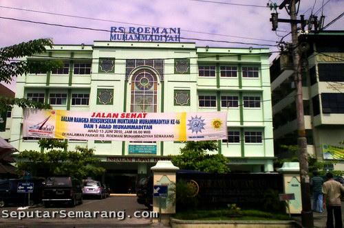 Rumah sakit Roemani Semarang