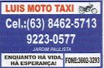 Moto Táxi Luis