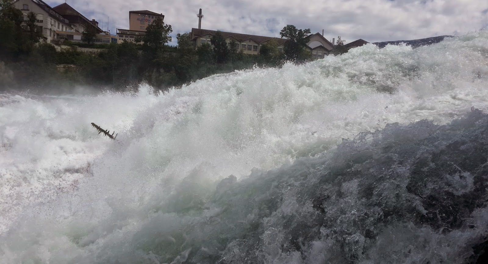 things to do in rhinefalls Zurich boat ride