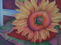 "PATRICIA ANN WILSON   ""Sunflower COLOR"""