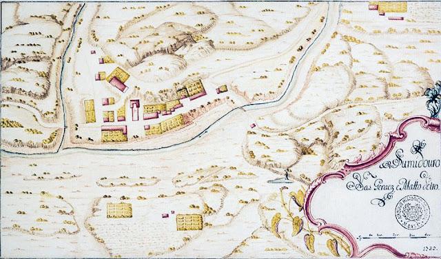 Mapa de Sumidouro