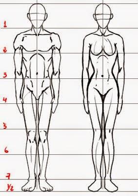 Resultado de imagen de La simetría del cuerpo humano
