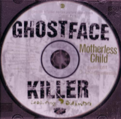 Ghostface Killah – Motherless Child (Promo CDS) (1996) (320 kbps)