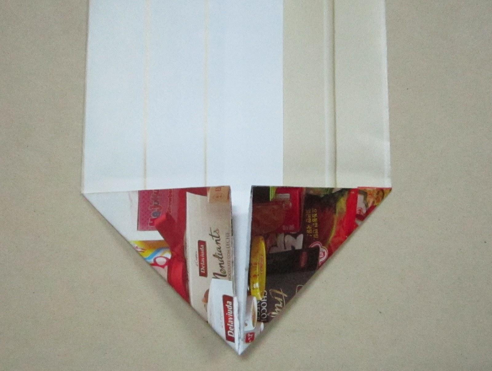 พับถุง,เมคราเม่,ถุงของขวัญ reuse paper ,how to souvenir bag ,How to Reuse Paper as Souvenir Bag.ทำจากกระดาษใช้แล้ว,ทำจากของเหลือใช้ ,ขยะจากของเหลือใช้,ขยะ สวย งาม,ขยะ มีประโยชน์ ,ทำจากขยะ,วัสดุใช้แล้ว มีค่า
