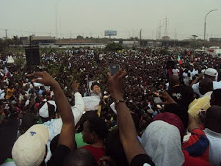 CONSTITUTIONAL AWARENESS AND THE OCCUPY NIGERIA MOVEMENT