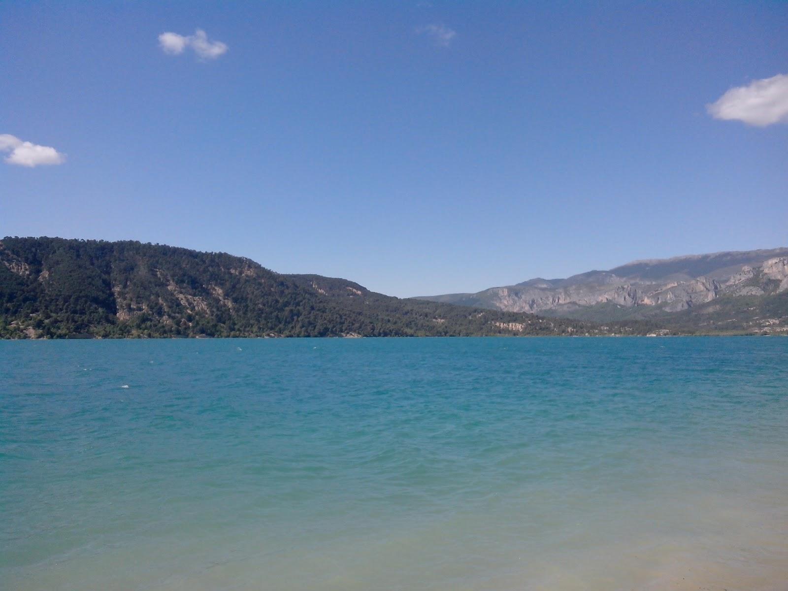 Jeanno sandrine lac de sainte croix for Camping au bord du lac de sainte croix avec piscine