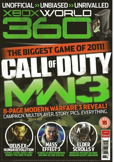 Xbox World Magazine - July 2011