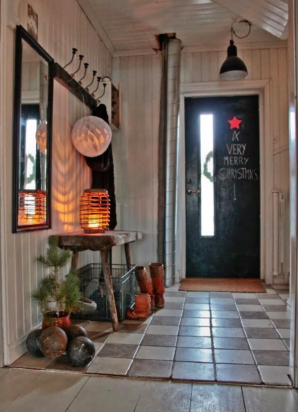 En mi espacio vital muebles recuperados y decoraci n for Ingresso anteriore del mudroom