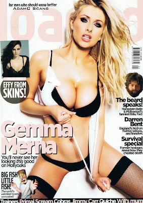 Gemma Merna Loaded Photoshoot