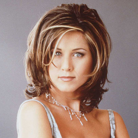 Beautiful Haircut Hairstyles Pictures: Shag Hairstyles - Layered ...