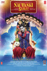 Nautanki Saala Bollywood Movie Highly Compressed Download