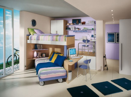 Interior Designs: Kids room