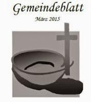 aktueller ökumenischer Gemeindebrief