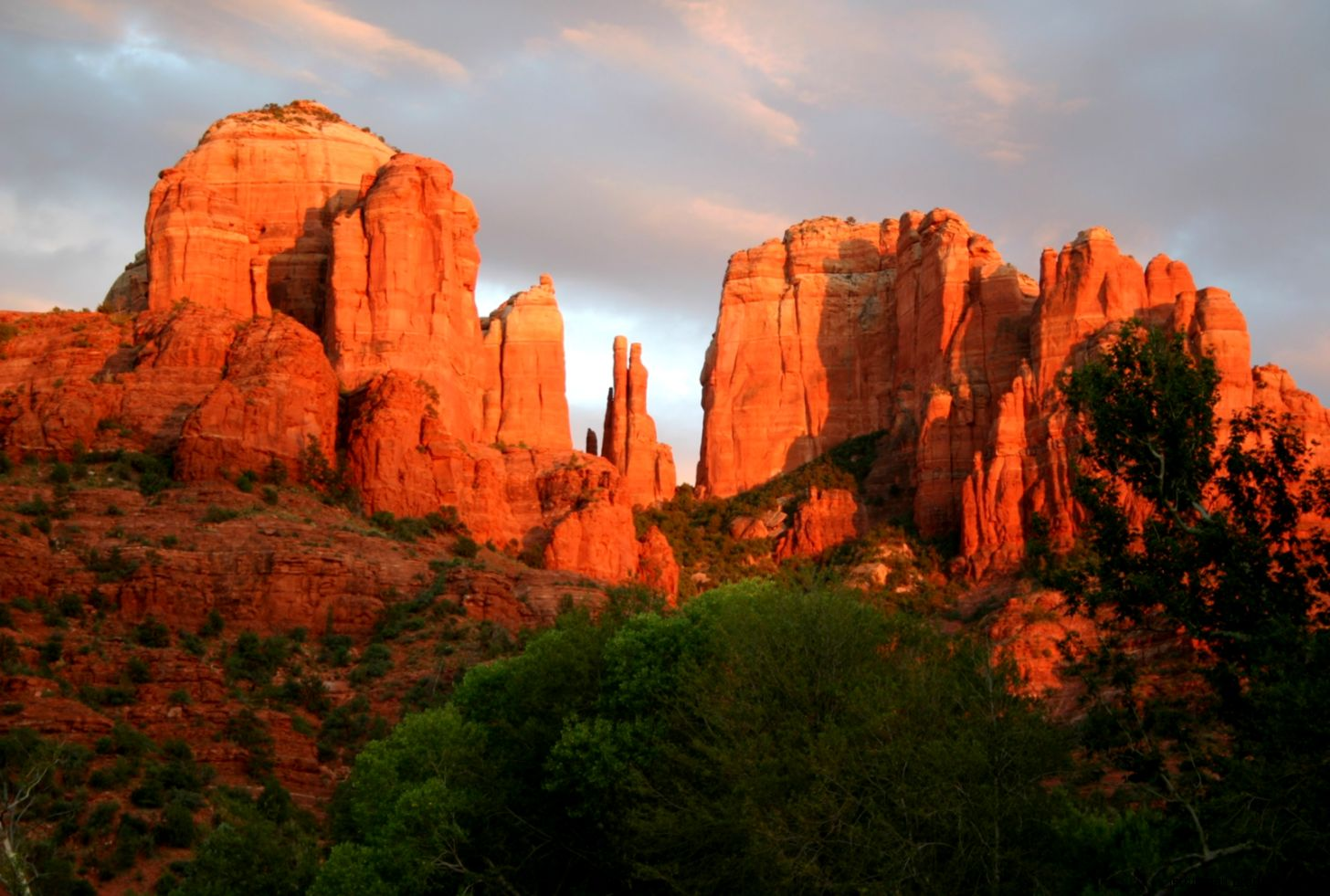 Arizona Cathedral Rock Sedona AZ