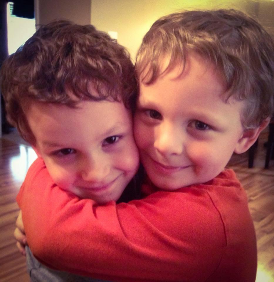 Kai Nicholas & Gavin Quinn