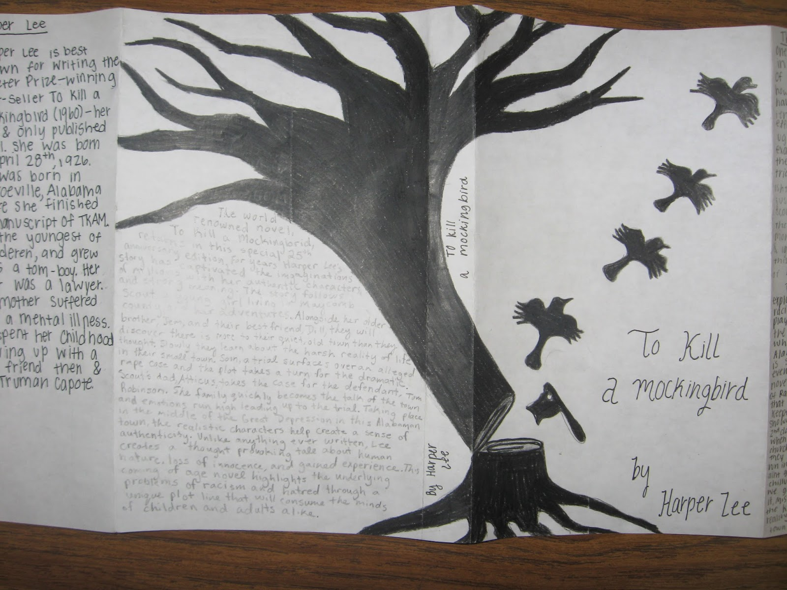 to kill a mocking bird mrs The focus of our school's 8th grade language arts curriculum centers around respect for diversity and tolerance, the cornerstone of that being our annual reading of the classic novel to kill a mockingbird by the late harper lee.
