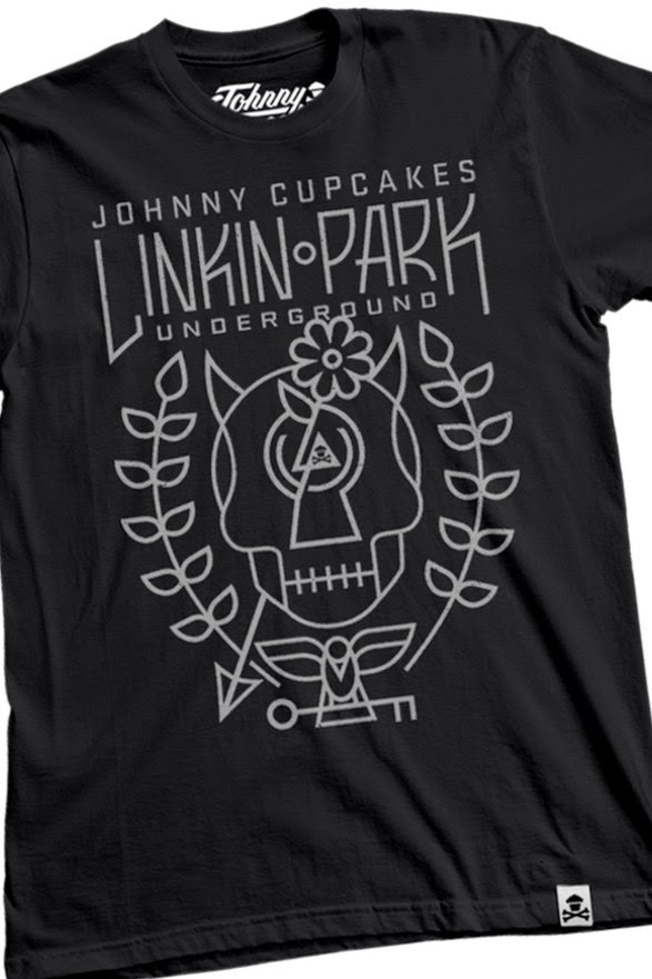 Johnny Cupcakes x Linkin Park Underground T-Shirt