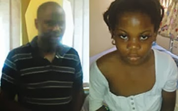 8 year old house girl beaten Lagos