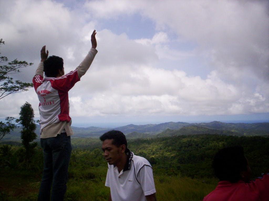 Puncak Maramenggu Wisata Sangihe Sangihe Tourism Stevenly Takapaha