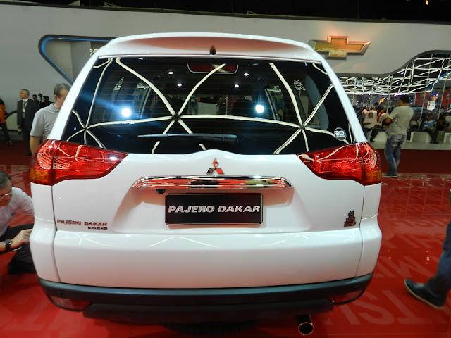 Pajero Dakar HPE Diesel AT – R$ 151.990,00