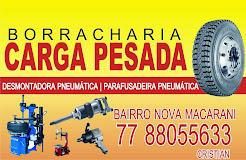 BORRACHARIA CARGA PESADA