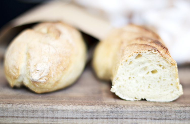 miga Baguettes [ ¿Cómo hacer pan en casa? ]