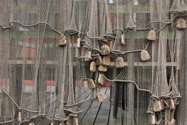 Utö - Kalastajan verkko