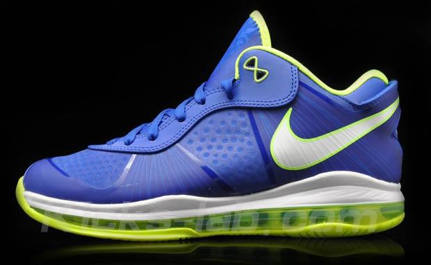 lebron 8 sprite release date. Kick Game: Nike LeBron 8 V2