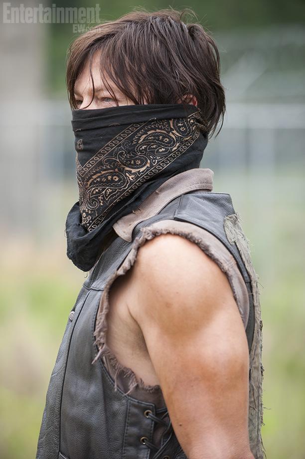 The Walking Dead 4ª temporada - Daryl Dixon / Norman Reedus