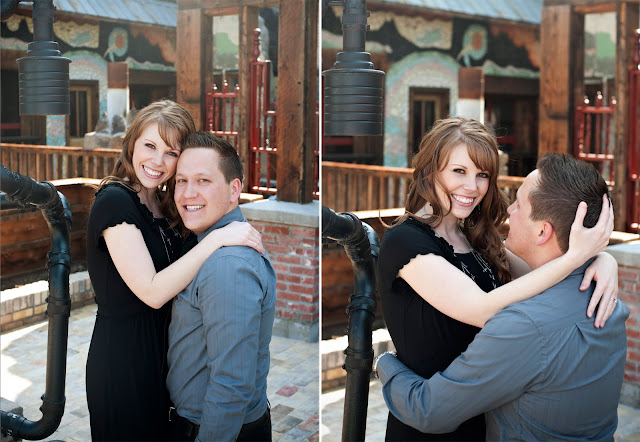 KTblog005 Kimberly + Tom ~ Rexburg Engagement Photography