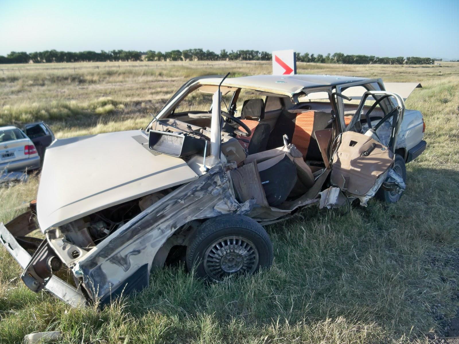 lesiones culposas en accidente: