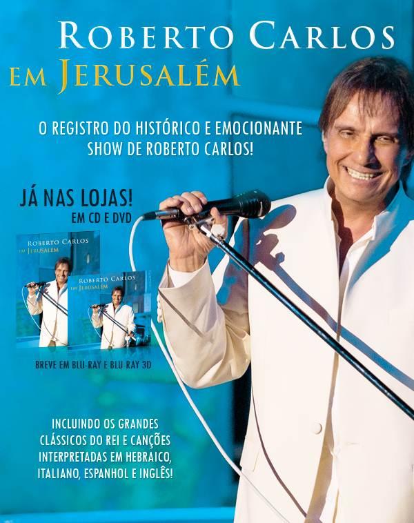 Roberto Carlos em Jerusalem