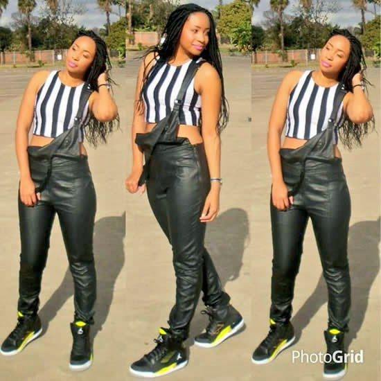 check out pokello 39 s new look hairstyle big brother africa fan club. Black Bedroom Furniture Sets. Home Design Ideas