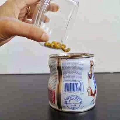 reciclagem de lata