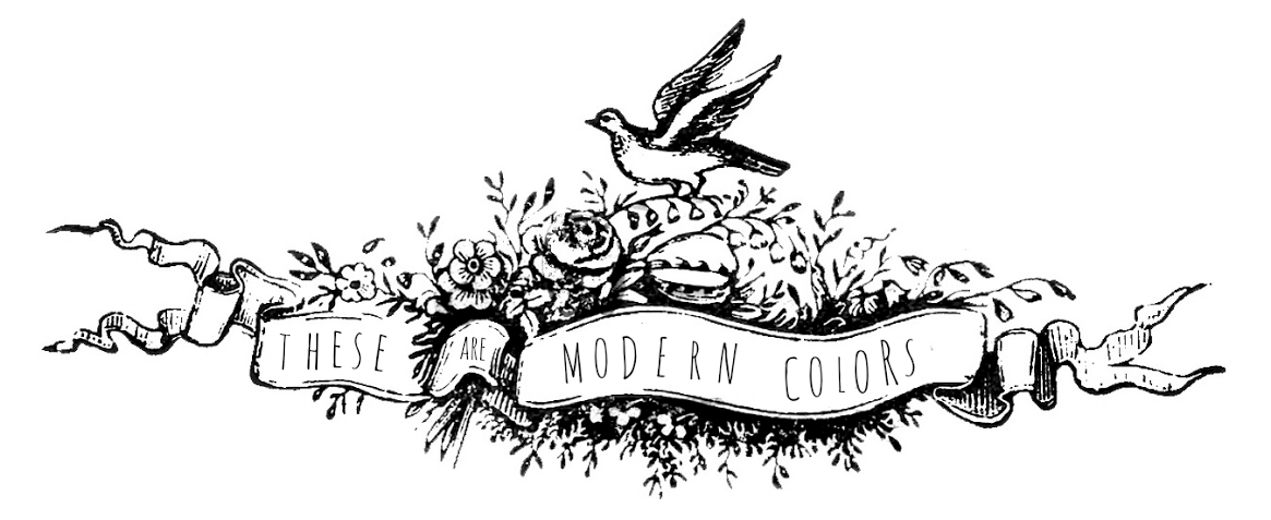 Modern Colors Blog