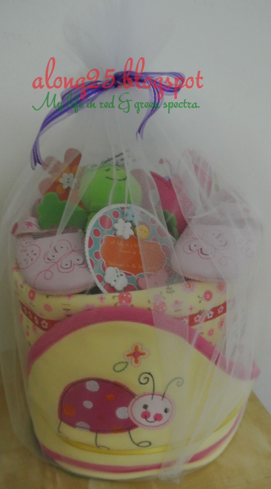 blog along25 diapers cake lawa murah hadiah baby hamper
