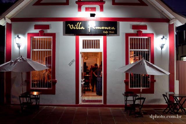 Villa Pimenta Pub