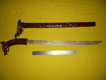 Pedang Naga Berwafak Ayatul Kursi ( 1 STOCK )
