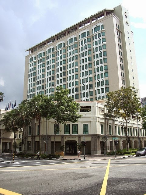 Kemewahan Hotel Intercontinental Singapore