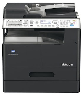 Konica Minolta Bizhub 195 Drivers Download