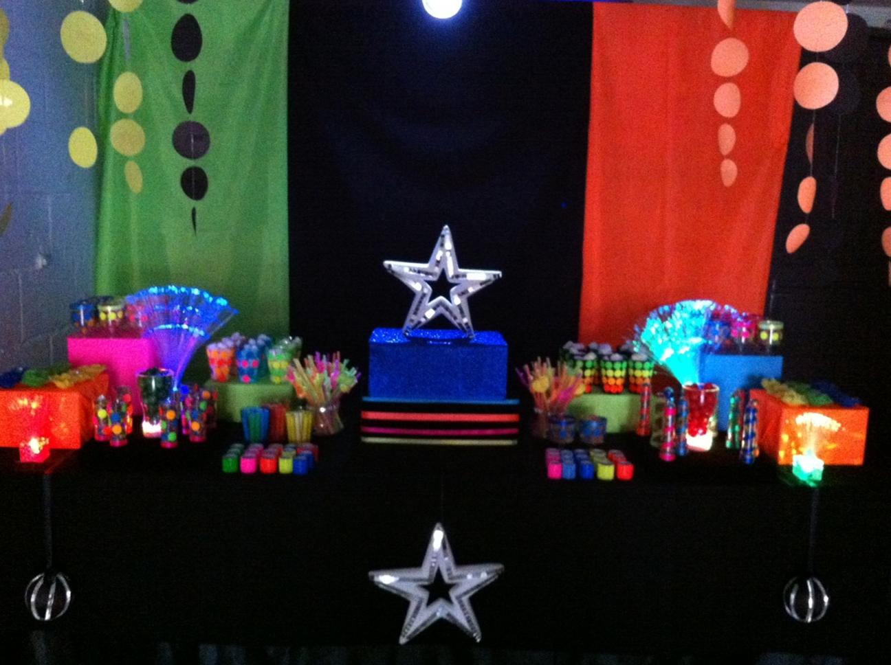 decoracao festa balada infantil:Festa Balada Teen. Loren Festa