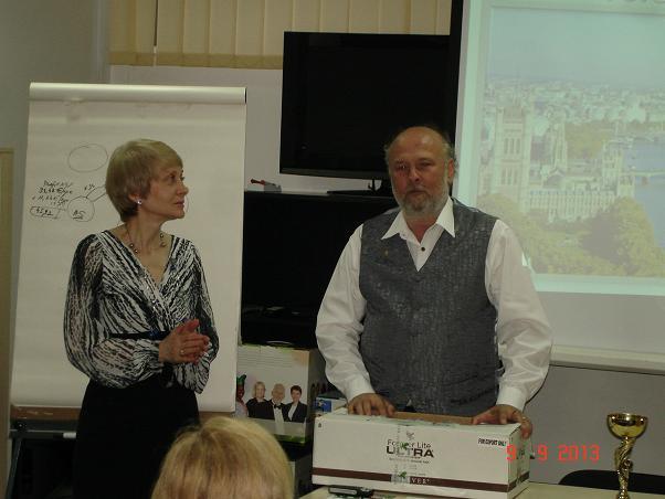 Sponsorii Saptamanii la Craiova - Familia Sass