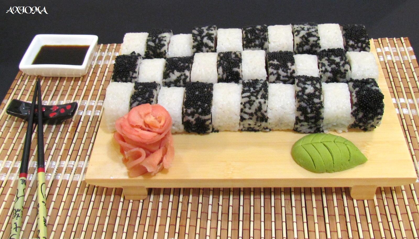 Готовим суши в домашних условиях В домашних условиях 70