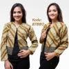 model baju batik untuk acara wisuda